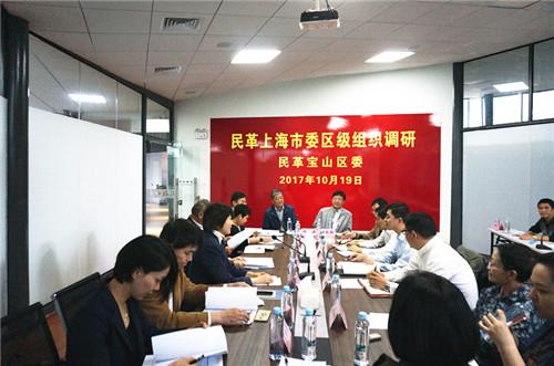 上海:区级组织大调研之宝山篇