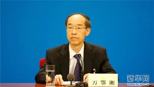 万鄂湘出席全国政协十三届一次会议记者会并答记者问