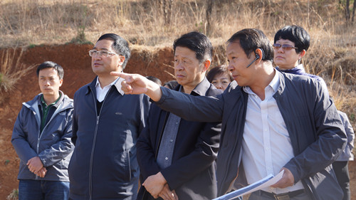 云南:现场部署,推进发基卡村帮扶工作