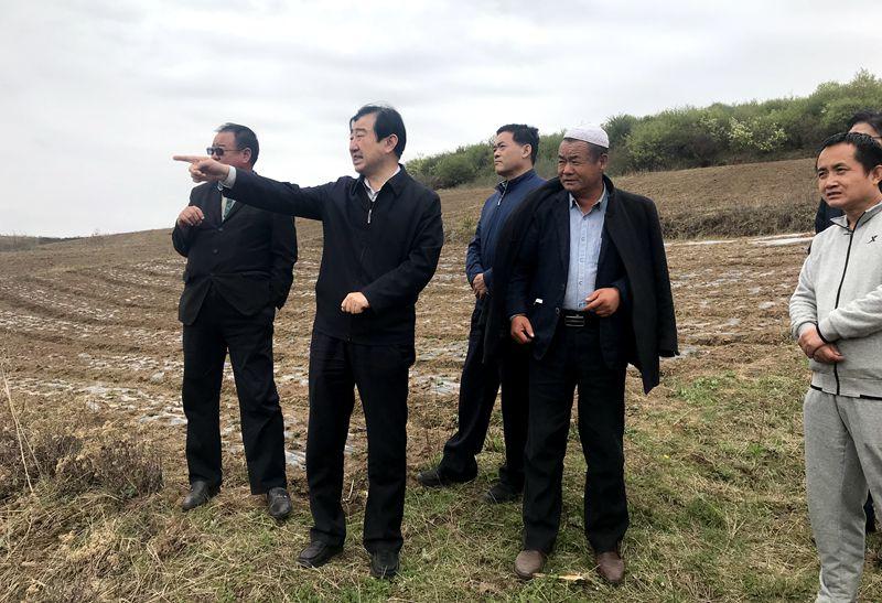 民革甘肃省委会赴唐藏村推进对口帮扶工作