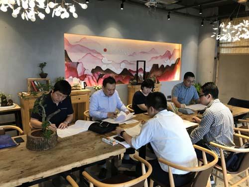 民革中央调研组赴渝调研机关建设工作