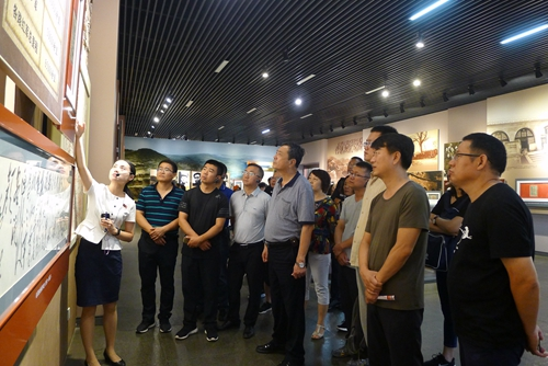民革宁夏区委会赴贵州遵义开展红色教育活动